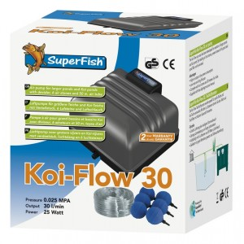 KOI FLOW 30 - KIT