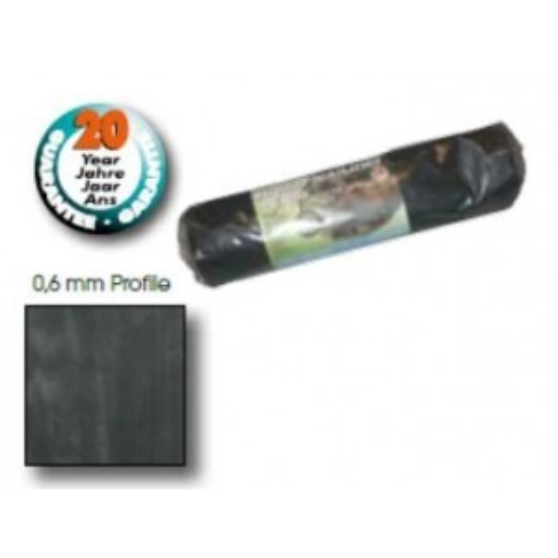BACHE EPDM 0,6mm 4,5X3m