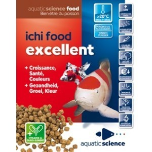 ICHI FOOD MEDIUM EXCELLENT 2KG