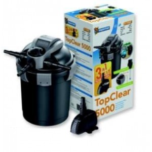 KIT TOPCLEAR 15000