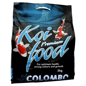COLOMBO KOI FOOD S 1KG